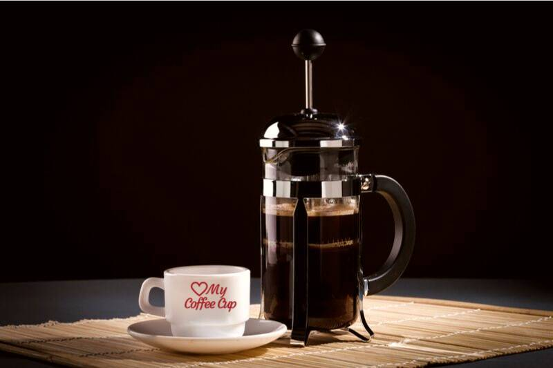 Top five best French press coffee makers