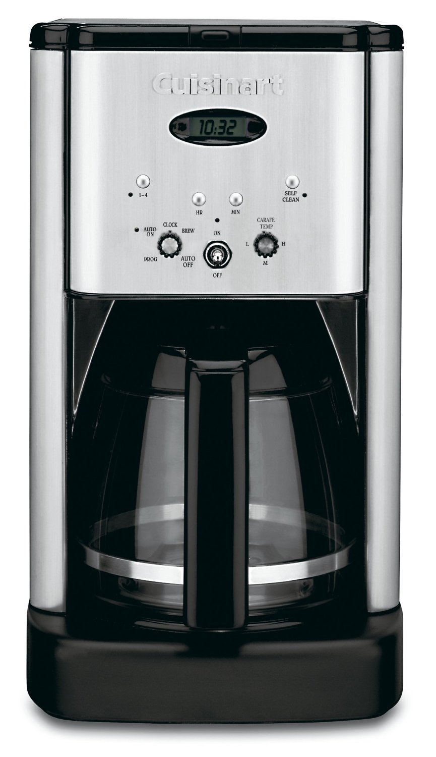 Cuisinart Brew Central DCC-1200 12 Cup Programmable Coffeemaker Image