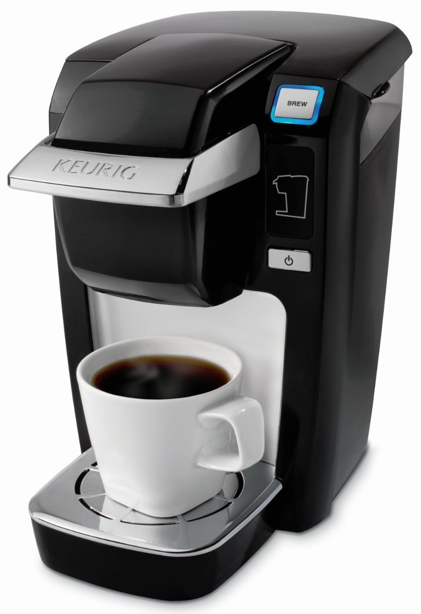 Keurig K10 Mini Plus Brewing Comparison