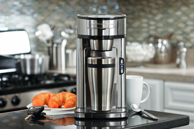 Hamilton Beach Coffee Maker Review