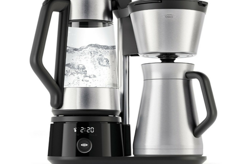 OXO Barista Brain 12 Cup Brewing System Review