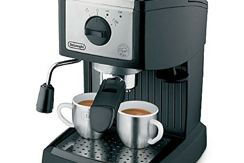 De'Longhi EC155 15 Bar Coffee Maker Image