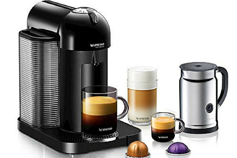Best Single Cup Coffee Maker Nespresso Vertuoline Product Review I LoveMyCoffeeCup.com