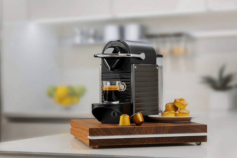Nespresso Pixie Espresso Maker Reviews