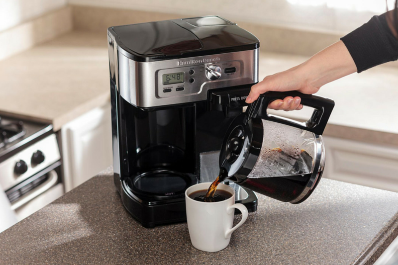 Hamilton Beach 2-Way FlexBrew Coffee Maker Review