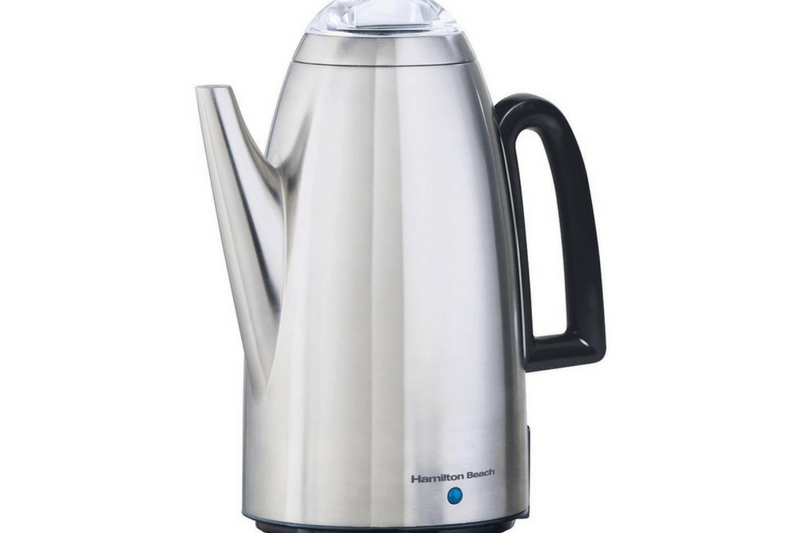 Hamilton Beach 40614 Twist Lid Percolator Image