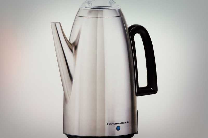 Hamilton Beach 40614 Twist Lid Percolator Review