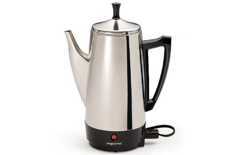 Presto 02811 12 Cup Coffee Maker Review