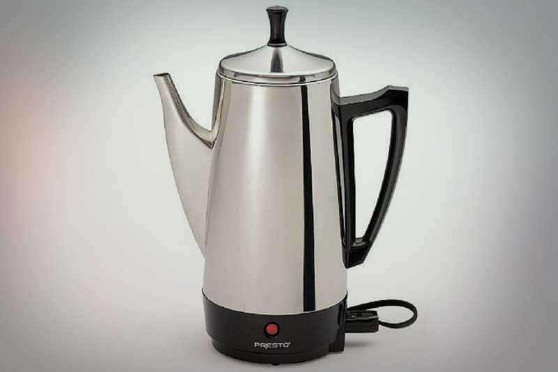 Presto 02811 Coffee Maker Review