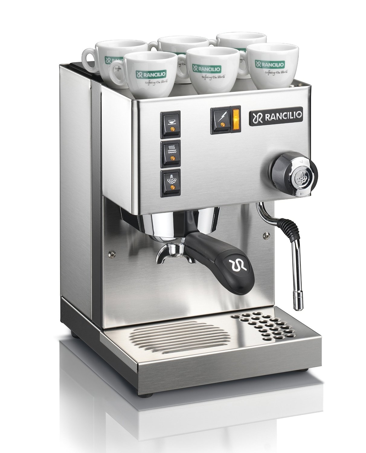 Rancilio Silvia Espresso Machine vs Breville BES900XL