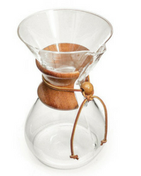 Chemex 6 Cup Glass Coffeemaker Image
