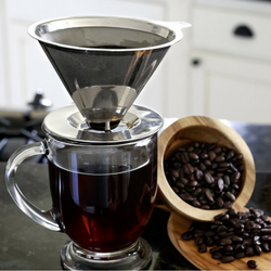 Willows Everett Pour Over Coffeemaker Image