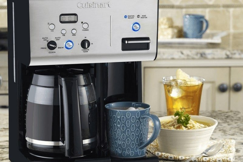 Cuisinart CHW-12 Coffee Maker on a Kitchen Counter