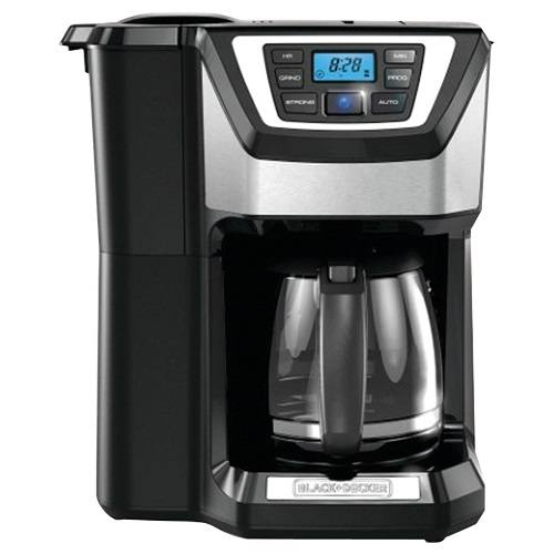 Black & Decker CM5000B Mill and Brew Coffee Maker