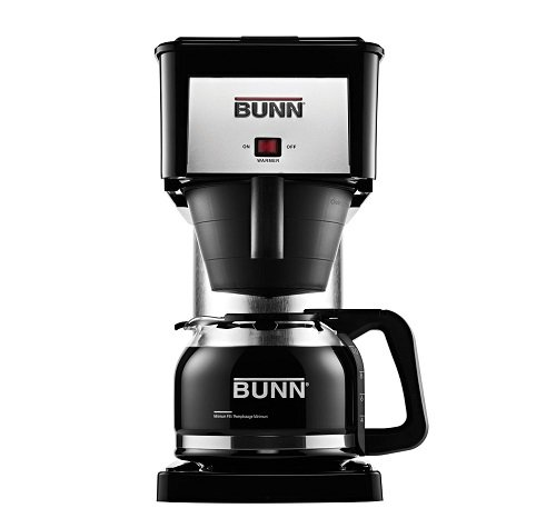 BUNN BXB Velocity Brew Home Coffee Maker Design