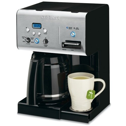 Cuisinart CHW-12 Coffee Maker Side