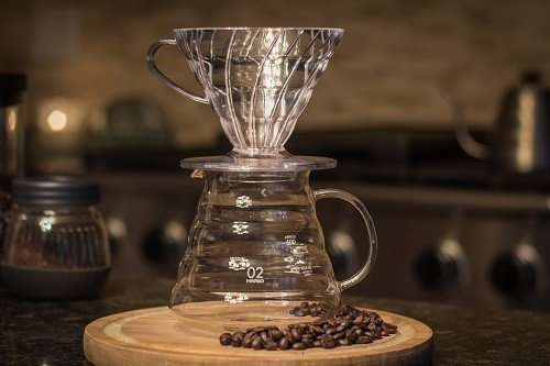 Hario V60 Pour Over Coffee System Image