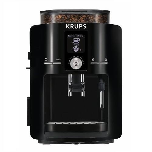 KRUPS EA8250 Espresseria Fully Automatic Espresso Machine Coffee Maker Image