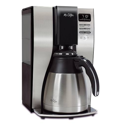 Mr. Coffee Optimal Brew 10-Cup Thermal Coffeemaker System, PSTX91 Design