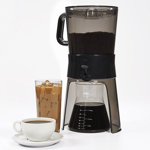 OXO Good Grips Cold Brew Coffee Maker Design