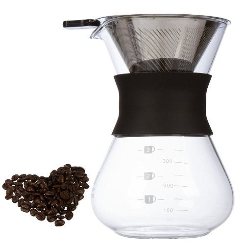 Premium Pour Over Drip Coffee Maker Design
