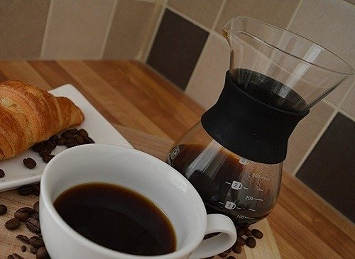 Coffee Made in Premium Pour Over Drip Coffee Maker