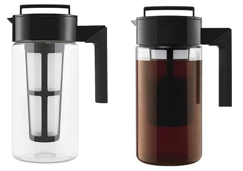 Takeya 10311 Patented Deluxe Cold Brew Iced Coffee Maker Image