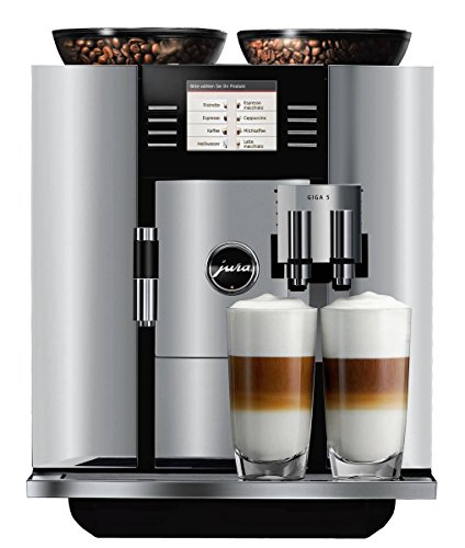 Jura giga 5 coffee maker automatic coffee center review and it has the price to match at around 5600 this is as top of the line as it gets when it comes to home brewing fandeluxe Choice Image