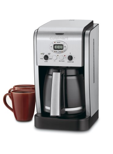 Cuisinart Coffee Maker Overheating : TOP 5 Best Cuisinart Coffee Maker Reviews - LoveMyCoffeeCup