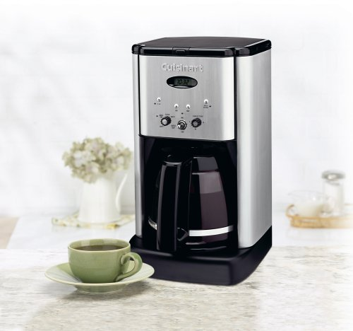 Coffee Maker With The Best Reviews : TOP 5 Best Cuisinart Coffee Maker Reviews - LoveMyCoffeeCup
