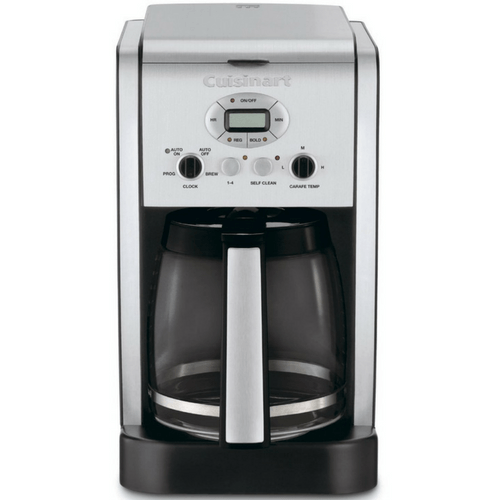 Cuisinart DCC-2600 Brew Central 14-Cup Programmable Coffeemaker with Glass Carafe Image