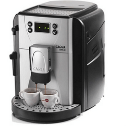 Gaggia Unica Super Automatic Espresso Machine Front Image