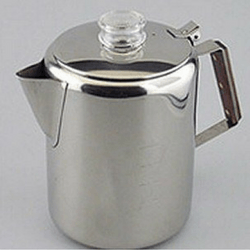 Rapid Brew Stainless Steel Stovetop Coffee Percolator