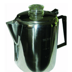 Rapid Brew Stainless Steel Stovetop Coffee Percolator, 2-9 cup Image