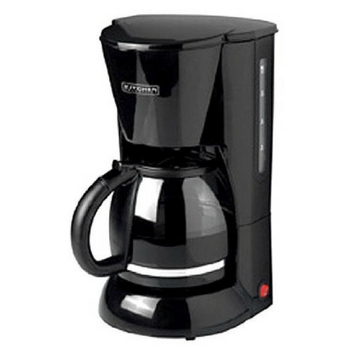 Kitchen Selectives CM544 5-Cup Drip Coffeemaker, Black