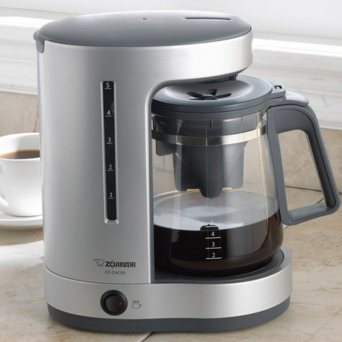 Zojirushi EC-DAC50 Drip Coffee Maker Front View