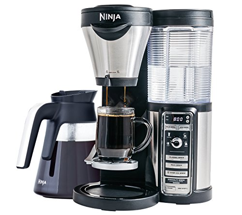 Ninja Coffee Maker Instructions : Ninja Coffee Bar Review: All Hail The King of Versatility