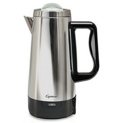 Capresso 405.05 Electric Percolator Review