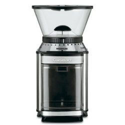 Cuisinart DBM-8 Supreme Grind Automatic Burr Mill On White Background
