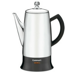 Cuisinart Electric Percolator Review