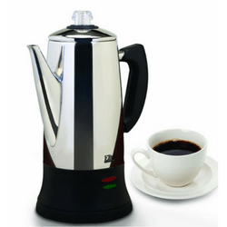 Elite Platinum EC-120 Electric Percolator Review