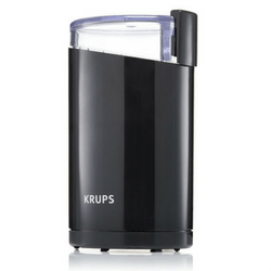 KRUPS F203 Electric Spice and Coffee Grinder with Stainless Steel Blades Image