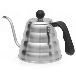 Premium Stainless Steel Gooseneck Tea Kettle By Simple Kitchen Products Image