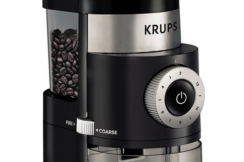 KRUPS GX5000 Professional Burr Grinder Review