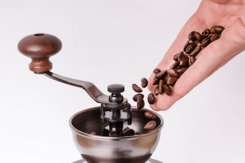Grinding Coffee Beans For French Press Coffee