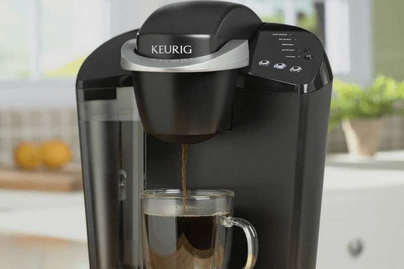 Keurig K55 Coffee Maker On Kitchen Counter