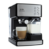 Mr. Coffee ECMP1000 Café Barista Premium Espresso Maker Review