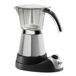 De'Longhi EMK6 Alicia Electric Moka Espresso Coffee Maker Image