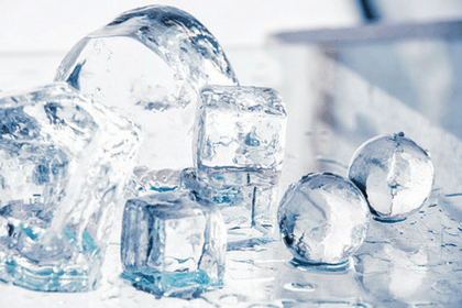 Different Shapes Of Ice Cubes