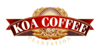 Koa Coffee Plantation Brand Logo